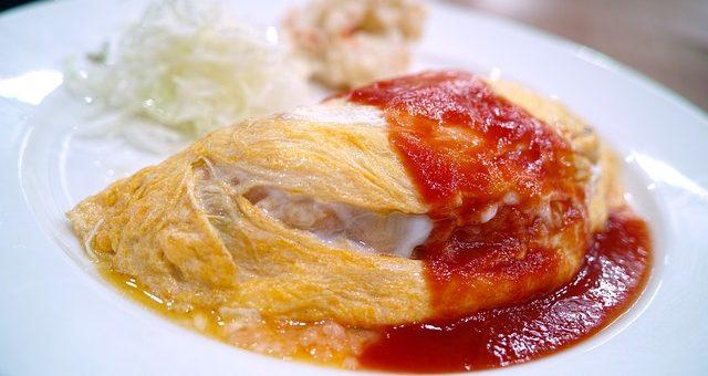 Omelette farcite