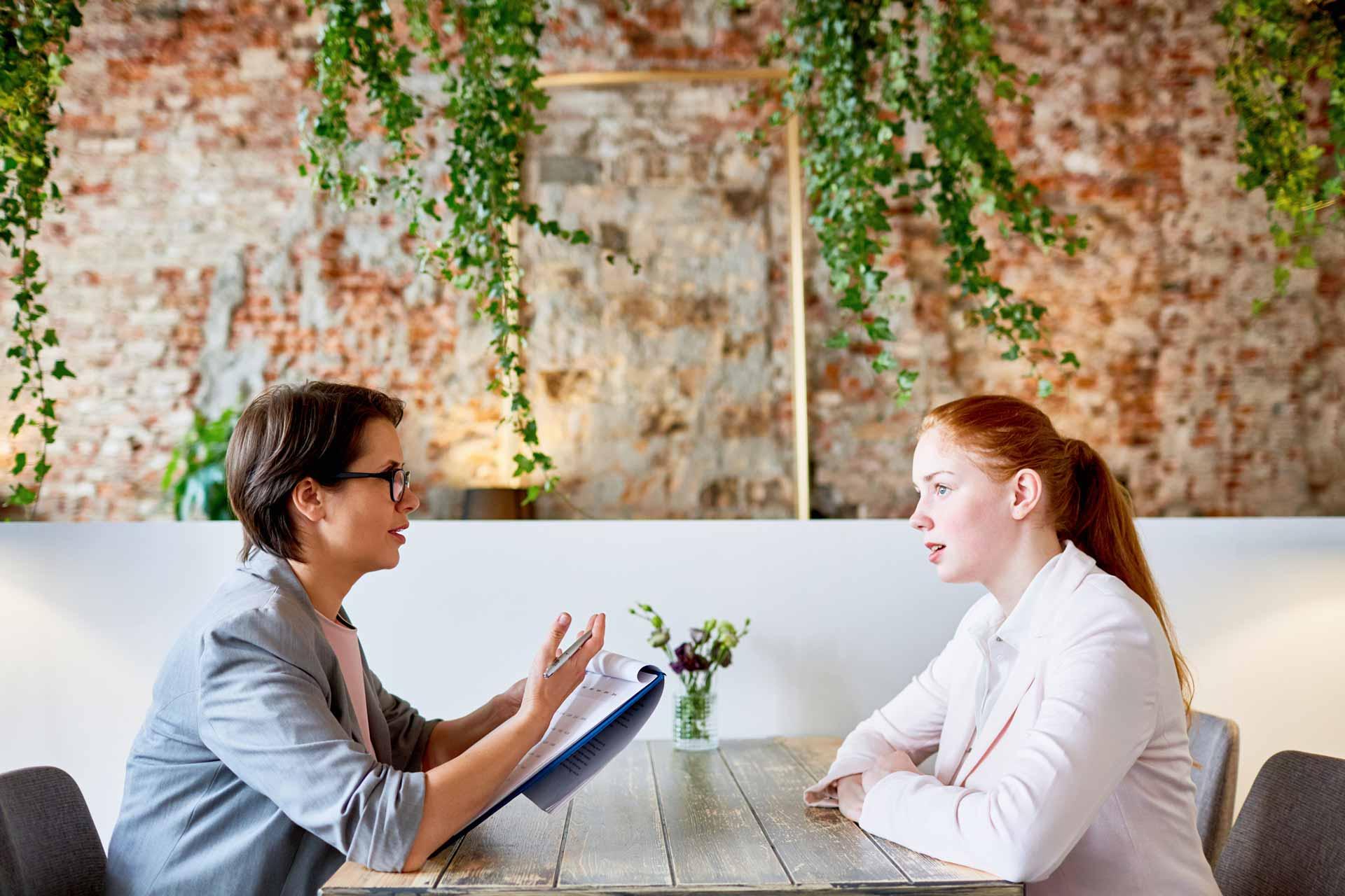 La prossima intervista? Può essere la tua!