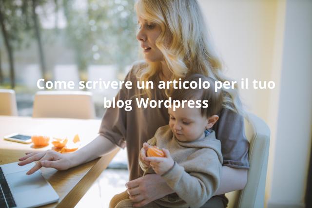Come scrivere un articolo online in modo corretto