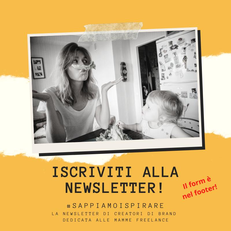 newsletter Creatori di Brand