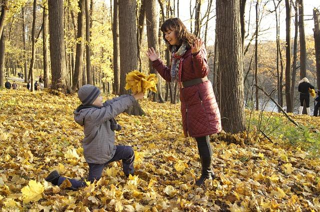 Benvenuto autunno, buoni propositi e contorni della famiglia da ridefinire