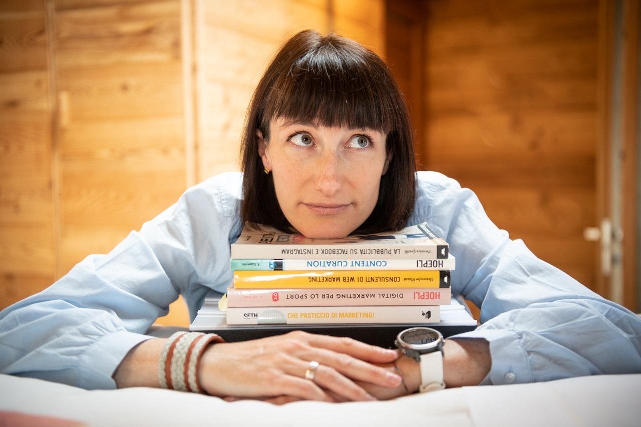 Consulente di sport marketing: chi è e cosa fa Flavia Chiarelli